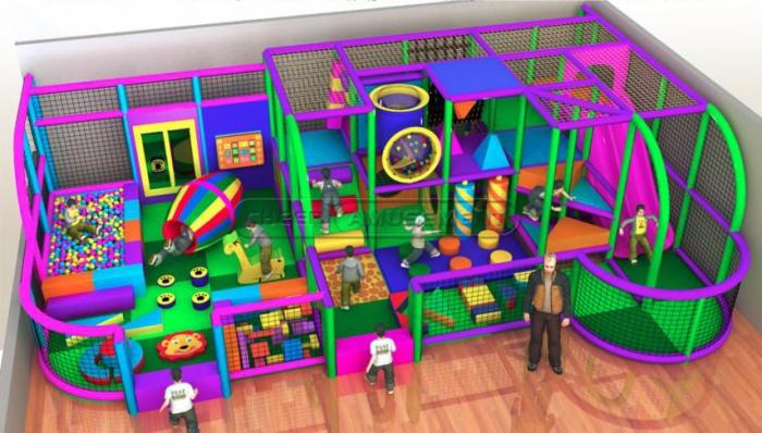 Ihram Kids For Sale Dubai: Cheer Amusement Kids Toddler Area Indoor Playground