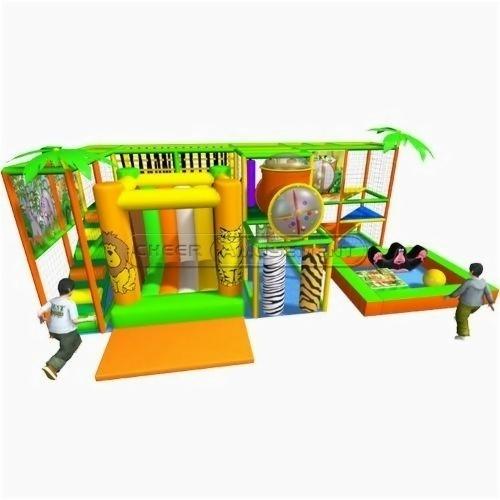 Cheer Amusement Jungle Theme Indoor Soft Play Playground Equipment Supplier
