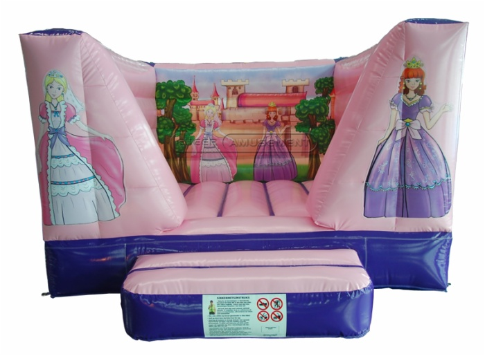 inflatable bouncer  princess