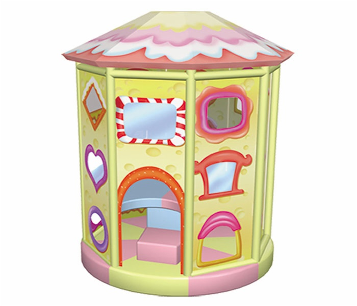 Candy Themed Rotating Octagon Pavilion