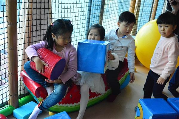 Cheer Amusement Indoor Playground Equipment for Sale