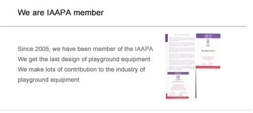 member of IAAPA