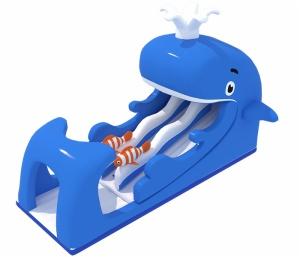 Cheer Amusement Giant WhaleShapedSlide
