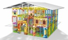 Cheer Amusement Food Party Themed Children Indoor Softplay Ground Equipment