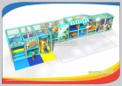 Cheer Amusement Seaside Zone Children Toddler Soft Playground Equipment