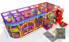 Cheer Amusement Circus Themed Children Amusement Park Indoor Playground Equipment