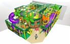 Cheer Amusement Jungle Themed Children Indoor Softplay Ground Equipment