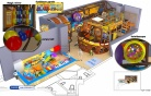 Cheer Amusement Pirate themed Children Indoor Soft Playground Equipment