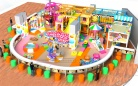 Cheer Amusement Village Themed Indoor Playground Equipment