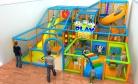 Cheer Amusement Children Indoor Softplay Ground Equipment