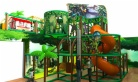 Cheer Amusement Jungle Themed Kids Indoor Playground Equipment