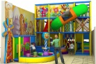 Cheer Amusement Children Amusement Park Indoor Playground Equipment