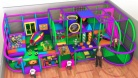 Cheer Amusement Kids Toddler Area Indoor Playground Equipment