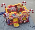 Cheer Amusement Candy Land Inflatable Bouncer