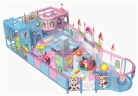 Cheer Amusement Princess Castle Themed Toddler Playground Equipment