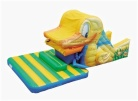 Cheer Amusement Duck Inflatable Fun City Amusement Equipment Supply