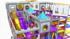 Cheer Amusement Happy Castle Indoor Soft Playground 20120903-004-D-1