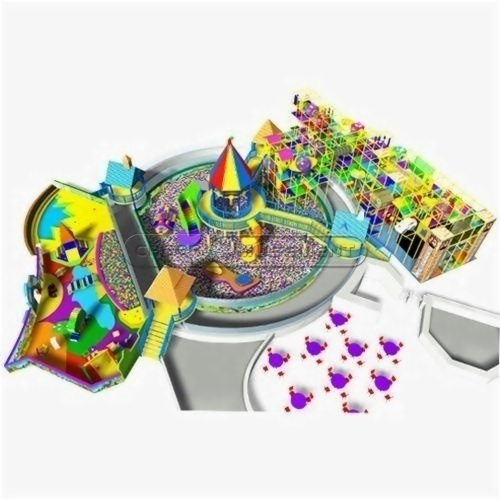 Indoor soft play playground manufacture wholesale for Indoor soft play