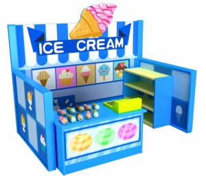 Cheer Amusement ICE Cream role play equipment