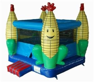 Cheer Amusement Children Inflatable Bouncer Corn