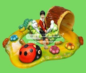 Cheer Amusement  garden themed soft-sculpted foam play for kids
