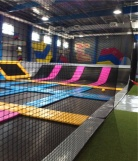 Cheer Amusement New Trampoline Park indoor playground equipment prices