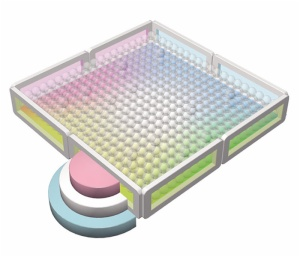 Cheer Amusement LED Ball Pool