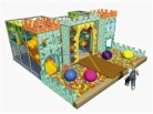 Cheer Amusement Castle Themed Toddler Playground Equipment