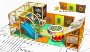 Cheer Amusement Food Theme Indoor Playground Equipment Supplier 201205012-LB-003-1