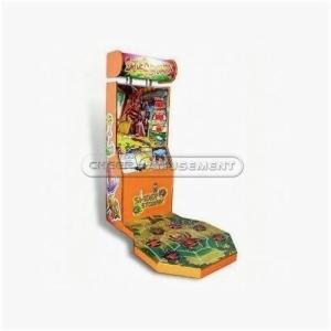 Cheer Amusement Children Electronic Tread Game Machine Spider Park