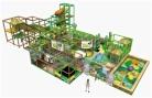 Cheer Amusement Jungle Themed Indoor Playground Equipment