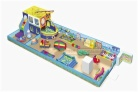 Cheer Amusement Underwater And Pirate Themed Toddler Playground Equipment