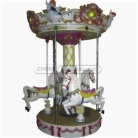 Cheer Amusement Electronic Game Machine Children Indoor Amusement Merry-go-round